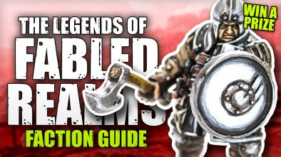 The Legends Of Fabled Realms: Eightfold Path Faction Guide