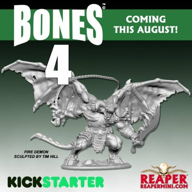 Fire Demon Bones Preview