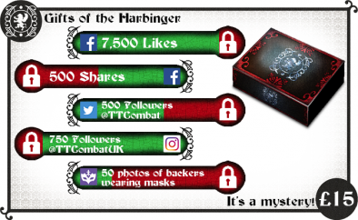 Gifts of the Harbinger