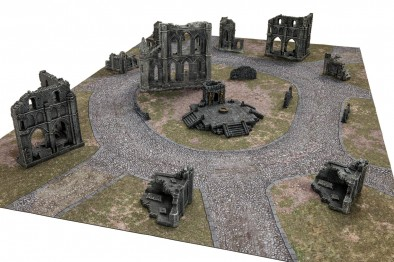 Gothic Temple Ruins