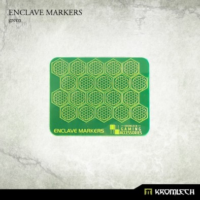 Green Enclave Markers
