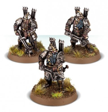 Iron Hills Dwarves With Crossbows #1