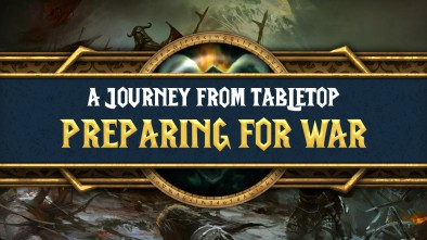 Total War: Warhammer - Preparing For war