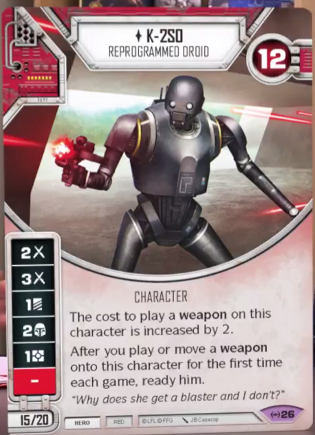 one of the big things they talk about in the video is the use of theme to create each of the cards and you can see the final moments of rogue one