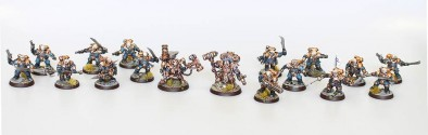 Nick's kharadron Overlord Path To Glory Warband
