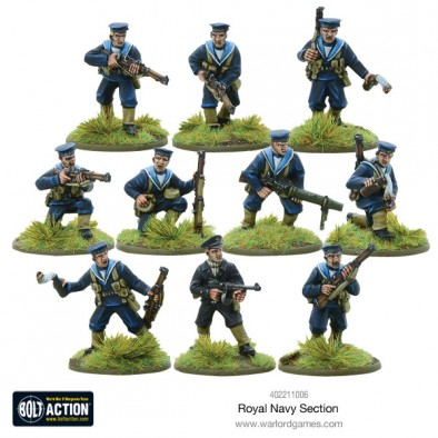 Royal Navy Section #1
