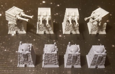 Trench Turrets
