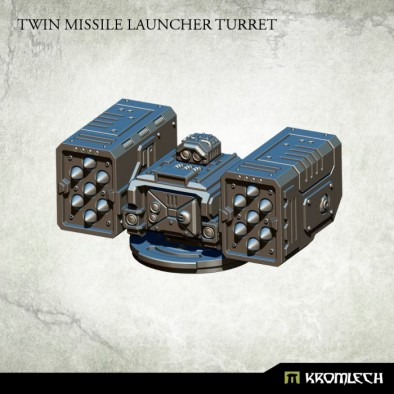 Twin Missile Launcher