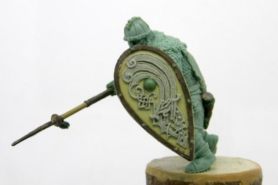 Viking ogre Shield