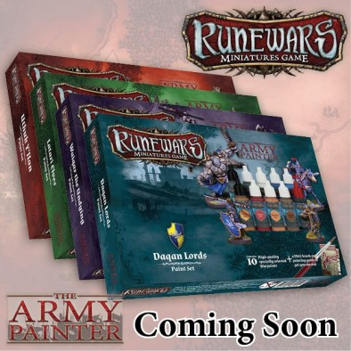 Army Painter Runewars Sets