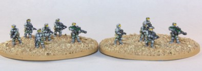 6mm Federal Army Infantry