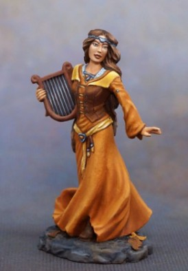 Female Bard