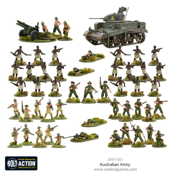the bolt action australian army goes jungle fighting ontabletop