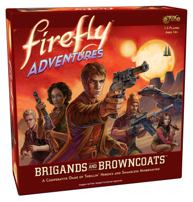Brigands and Browncoats Box