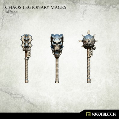 Chaos Legionary Maces