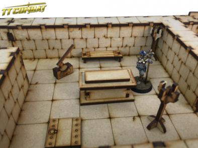 Deluxe Dungeon Crypt