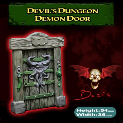 Demon Door