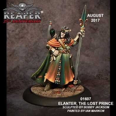 Elanter The Lost Prince