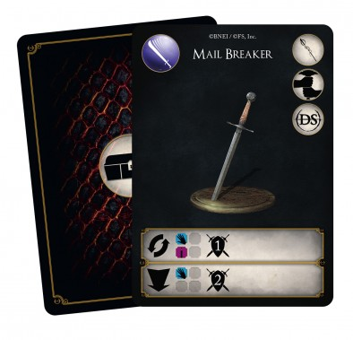 Dark Souls The Card Game Equipment Weapon