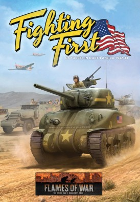 Fighting First Book