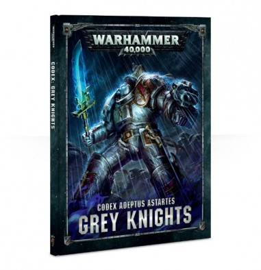 Grey Knight Codex
