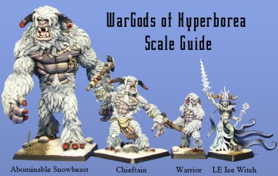 Abominable Snowman Scale