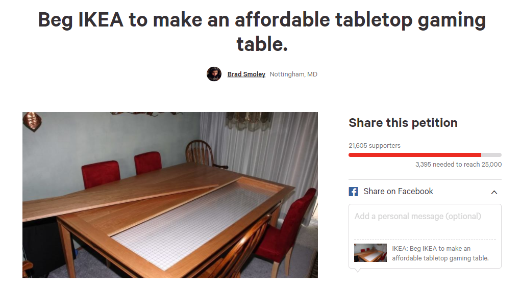 Ikea Are Well Known For Creating Affordable Furniture And The Idea Of Getting Readily Available Gaming Tables Is One That Does Definitely Appeal