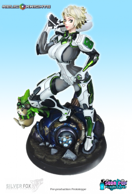 Marie-Claude Collectible Statue