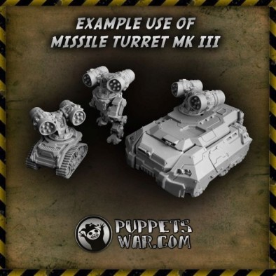 Missile Turret Examples