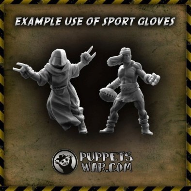 Sports Gloves Examples