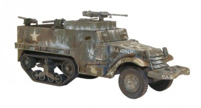 Warlord Games Half-Track Bolt Action