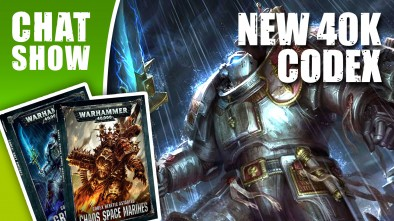 Weekender: Chaos Space Marine & Grey Knight Codex Chatter With GW's Jes Bickham