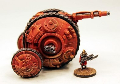 The Ion Age 15mm Sci-Fi Miniatures