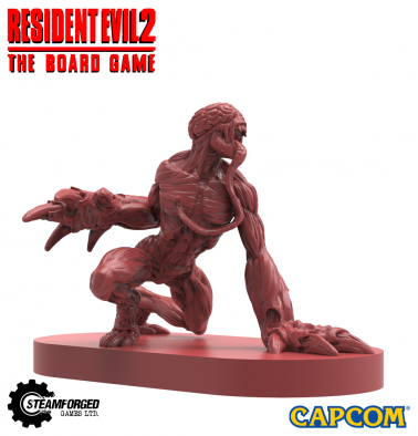 Steamforged Games Resident Evil 2 Board Game Licker