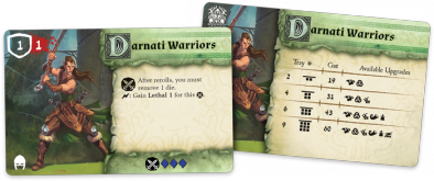 Darnati Elves Card