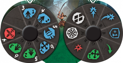 Darnati Elves Command Dial