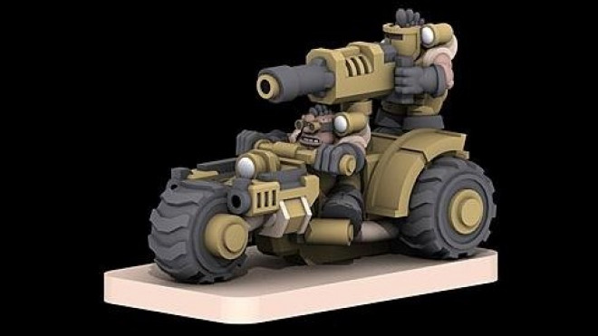 Onslaught Miniatures – OnTableTop – Home of Beasts of War