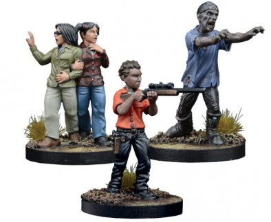 The Walking Dead: All Out War Maggie Prison Defender