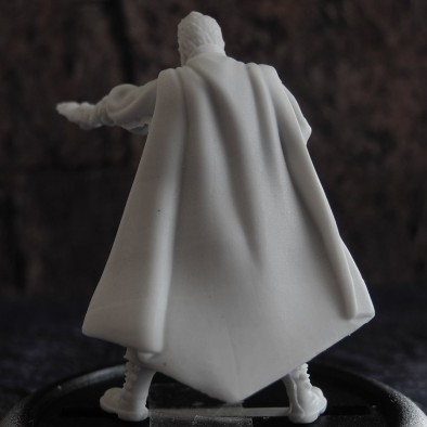 Acolyte Miniatures Wizard Back