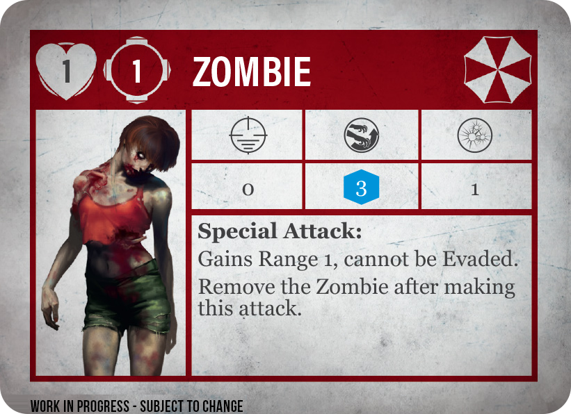 Fear The Enemies In Resident Evil 2 The Board Game From Steamforged