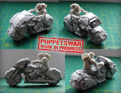 Puppets War Cycle