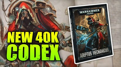Warhammer 40,000: Adeptus Mechanicus 8th Edition Codex