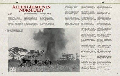 Allied Armies In Normandy