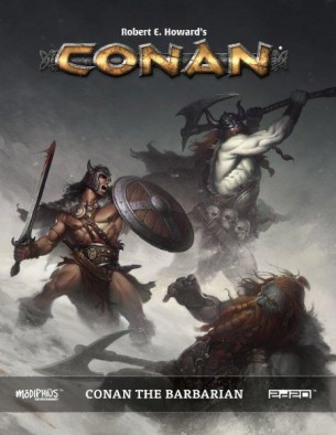 Conan The Barbarian Cover