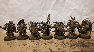 Death Guard #2 by necrothrall
