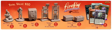 Firefly Adventures Pre-Order Offer