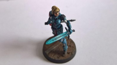 Joan Of Arc #1 by soapdodger