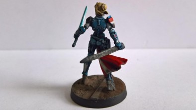 Joan Of Arc #2 by soapdodger