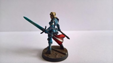 Joan Of Arc #3 by soapdodger