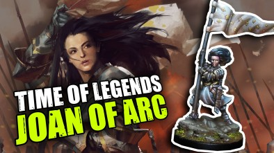 Joan of Arc: Time of Legends with Leo from Mythic Battles